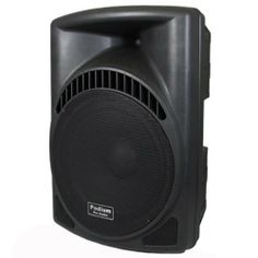 """New 900 Watts Band DJ PA Karaoke Active Powered 15"""" Loud Speaker w/ Flash Drive PP1504CA1 by Podium Pro Audio. $269.99. Specifications1 Brand New 2-Way Powered Speaker350 Watts RMS and 900 WattsSensitivity is 125dB with 25-20,000 Hz Frequency ResponseWoofer is a Deluxe 15"""" 90oz DriverWide Dispersion Titanium Membrane TweeterThree Ports900 Watts Max OutputClass A/B Amplifier with both a Flash Drive or SD CardLighted Digital Display Includes Song Name, Song Number, Time a..."""