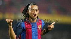 Ronaldinho #FCBarcelona #Ronaldinho