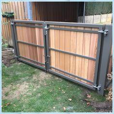 Backyard Gates, Pergola Garden, Driveway Gate, Fence Gate, Yard Fencing, Metal Gates, Wooden Gates, Wrought Iron Gates, Wooden Doors