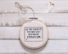 #bothyneedleworks #crossstitch #polaroidpictures #customcrossstitch Bothy, Polaroid Pictures, Crossstitch, Needlework, Custom Design, Coin Purse, Personalized Items, Cross Stitch, Embroidery