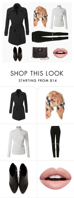 """""""Perfect Outfits for this weather😚"""" by le3noclothing ❤ liked on Polyvore featuring LE3NO, Alexander Wang, Nevermind and Ted Baker"""