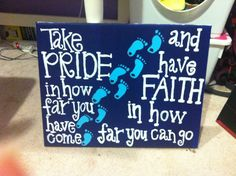 Canvas for the dorm room! Go heels! #college #dorms #unc