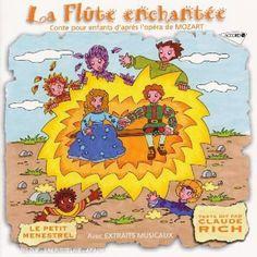Claude Rich - La Flute Enchantee Racontee Aux Enfants