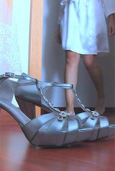 Platform, Heels, Fashion, Wedding Videos, Heel, Moda, Fashion Styles, High Heel, Wedge