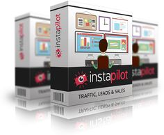 InstaPilot Review. If you own this InstaPilot, you own almost necessary tactics to make your sites get more leads and conversions to generate more sales.