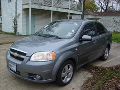 2008 Chevy Aveo LT ONE OWNER  61 k miles!