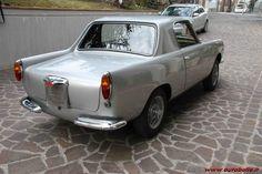1960 Moretti 750 Tour du Monde Abarth sport coupè