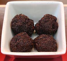 La ricetta dei tartufi al cioccolato senza panna
