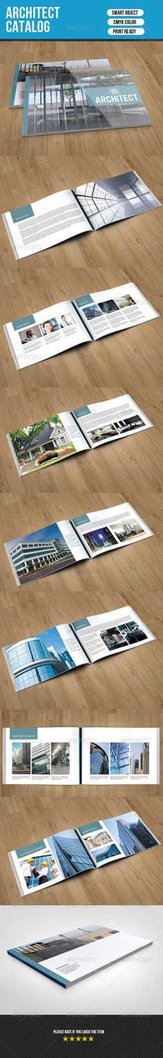 Architecture Brochure Template VerII Brochure template - architecture brochure template