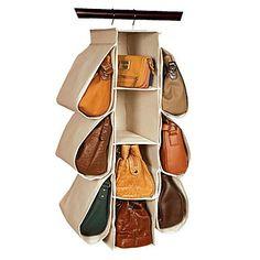 hangging immagazzinaggio del reggiseno panno scarpe biancheria intima delle famiglie riceve il sacchetto non tessuto 10 griglie (beige) del 4976254 2016 a €17.63