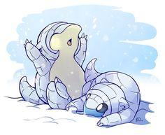 Favorite Ice Type: Alolan Sandshrew by KatieOsika