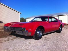 1966 Oldsmobile Toronado - American Classic Autos St. Louis, MO