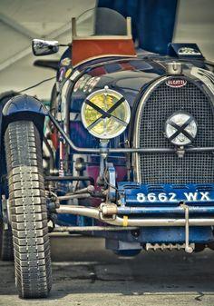 Bugatti Type 31 (Le Mans Classic 2014)