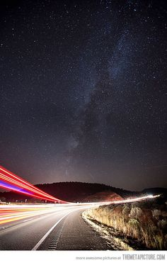 Amazing starry night in Flagstaff...