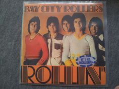 Bay City Rollers - Rollin' LP SPAIN PRESSING | eBay