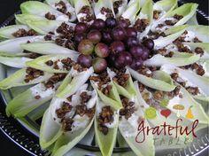 Belgian Endive Appetizer: Make Buffet Table Beautiful, Tasty | Grateful Table