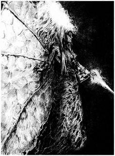 ONOSKELIS, Demon. by Artmarx1