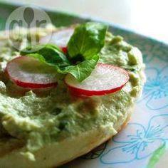 Zdjęcie do przepisu: Pasta z awokado