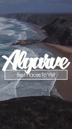 Algarve Best Places to Visit – Praia do Catelejo Algarve, Best Places In Portugal, Reisen In Europa, Beautiful Streets, Small World, Cool Places To Visit, Morocco, Travel Photography, Videos