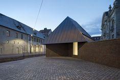 Musée Unterlinden Colmar - extension Herzog et de Meuron