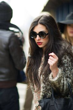 Front and Center - Discover More Street Style - Elle