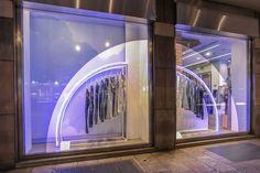 superfuture :: supernews :: london + milan: calvin klein window installations