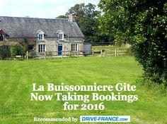 La Buissonniere Gite in Le Teilleul, MANCHE, Normandy, France.