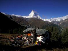 Matterhorn in Zermat Region, Switzerland Photographic Print by Gavriel Jecan at AllPosters.com