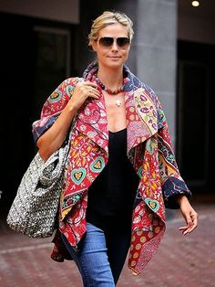 An Easy Chic Free Jacket Pattern From Sew News This jacket is actually a Thrifty Thursday pattern repeat. First of all, I really like the...