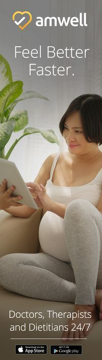 When you're pregnant, you shouldn't have to wait for answers to your questions. Install the Amwell app and talk to a licensed doctor now.    http://get.amwell.com/pregnancy/?my_adgroup=Pinterest&my_ad=4.2P&utm_source=Pinterest&utm_medium=4.2P