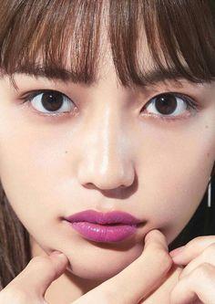 Japanese Eyes, Japanese Beauty, Korean Beauty, Japanese Girl, Asian Beauty, Eyeliner Tape, Kawaii Faces, Beauty Skin, Asian Girl
