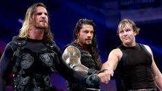 WWE Main Event 2/19/14: The Shield vs Los Matadores & Sin Cara
