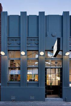 Restaurant David Zhou à Melbourne.