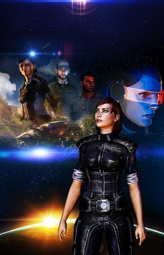 Severed comic cover (textless version) by on DeviantArt Mass Effect Characters, Mass Effect Art, Third Person Shooter, Star Force, Dragon Age, Comic Covers, Star Trek, Video Games, Sci Fi