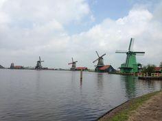 Zaanse Schans. The Netherlands
