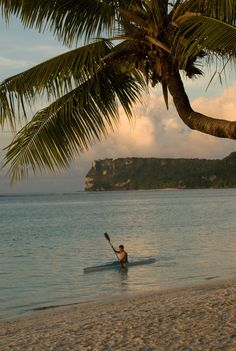 Matapang Beach, Guam; The Wanderlust Traveler