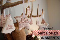 dough ornaments - Google Search