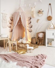 Girls Bedroom, Bedroom Decor, Baby Girl Bedroom Ideas, Baby Bedroom, Baby Bedding, Girl Nursery, Baby Bed Canopy, Canopy Over Crib, Baby Beds