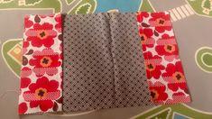 PANDIELLEANDO: Tutorial: Funda de tela para libreta Tutorial Patchwork, Floral Tie, Quilts, Blanket, Diy, Ideas, Bags, Sewing Tutorials, Fabric Book Covers