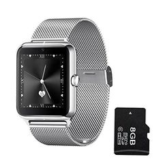 Z50 Bluetooth Smart Watch Phone Sync Notifier Support Sim Tf Card Smartwatch For Iphone Ios Android Smartphone * See this great product.