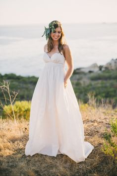 Boho wedding dresses .. that are also eco-friendly!