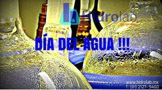 Día del agua: 10 curiosidades que debes saber... http://ift.tt/1nEkwGz  Hidrolab.- Procesos de monitoreo y análisis de laboratorio comprometiéndose con los mejores tiempos de respuesta.  www.hidrolab.mx