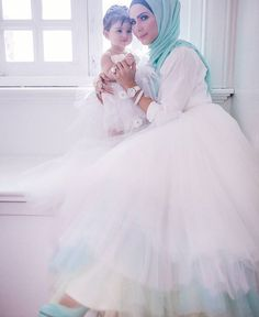 Hijab wedding dress, prom hijab dress, engagement hijab  dress, eid dress, hijab dress, hijab outfit, hijab fashion, long dress hijab, white long dress, princess dress. Follow her ig @rozitachewan1