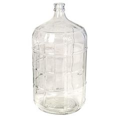 Thumbnail Image of 6 Gallon Glass Carboy with Ribbed Sides