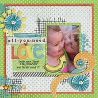 A Project by scrappin-grandma from our Scrapbooking Gallery originally submitted 02/19/12 at 09:01 PM