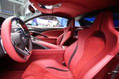 2015 Acura NSX Interior High Resolution HD Wallpaper 1920×1080