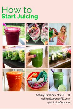 How to start juicing. Blending vs juicing. Juicing recipes. A Free Ebook!