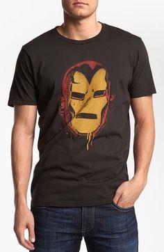 Iron Man shirt