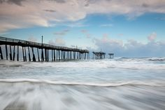 Cape Hatteras Fishing Pier (Frisco)  Dare County, Coastal North Carolina  Accessed via the Outer Banks Scenic Byway NC-12  Date Taken: July 20, 2012    The North Carolina Fishing Pier Society (NCFPS) reported on their website that as of 1996 there were th Camp, travel and live   anywhere in the United States for twenty bucks  a day.