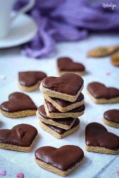 Keksići sa đumbirom i cimetom - Mystic Cakes Wine Recipes, Gourmet Recipes, Sweet Recipes, Baking Recipes, Cookie Recipes, Dessert Recipes, Kolachi Recipe, Diet Cake, Torte Cake